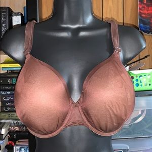 Victoria's Secret Lined Perfect Coverage Bra